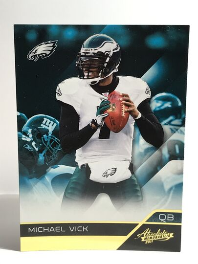 2011 Michael Vick Absolute Memorabilia #75