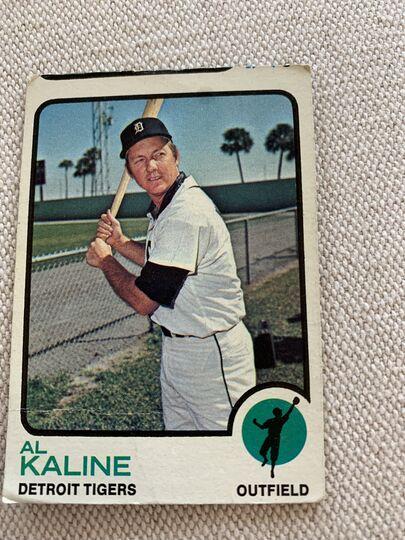 1973 topps baseball card 280