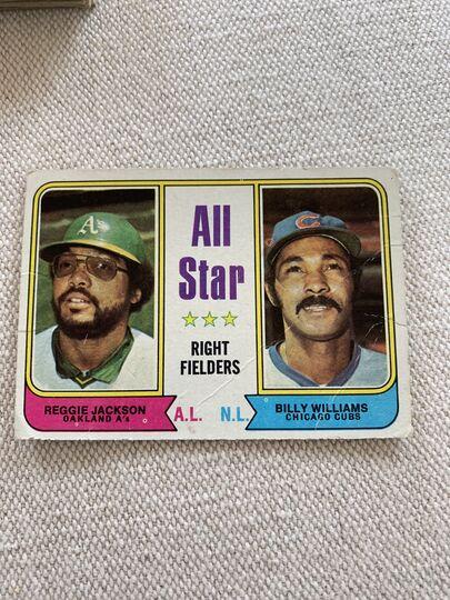 1974 topps baseball card 338
