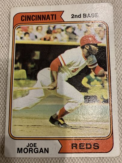 1974 topps baseball card 85