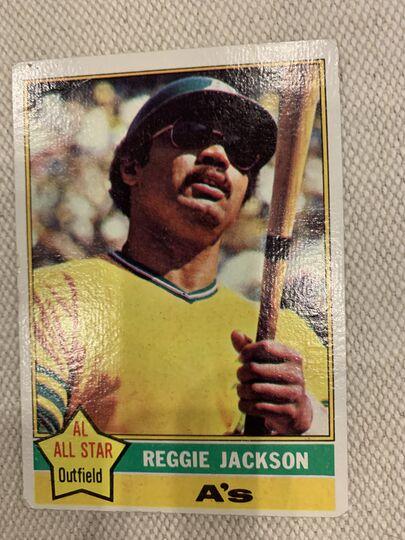1976 topps baseball card 500