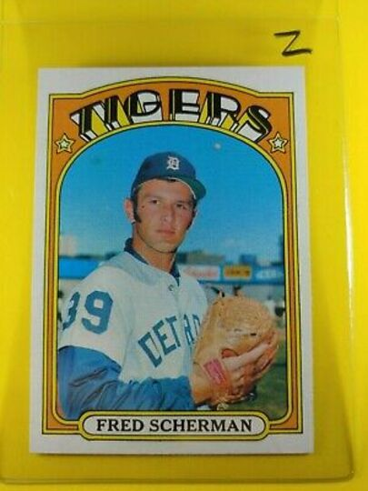 Fred Scherman #6