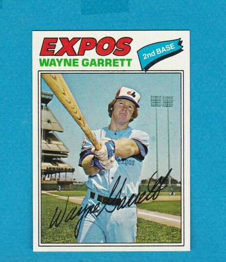Wayne Garrett #417