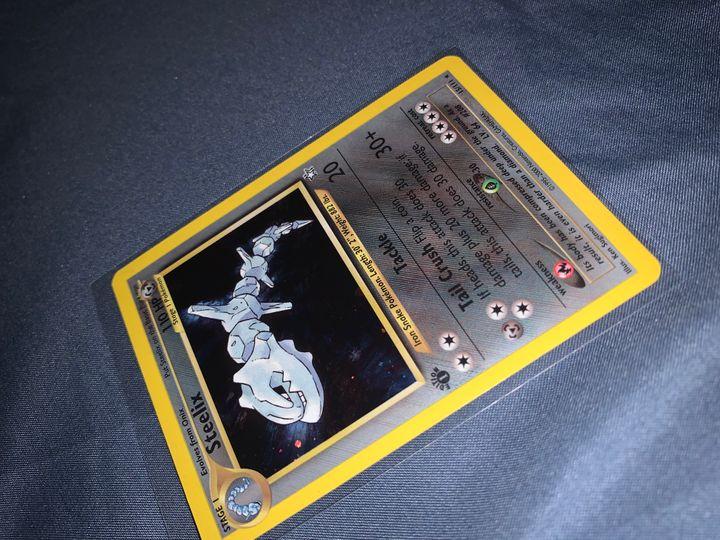 1st edition steelix
