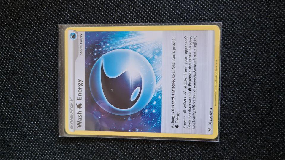 energy wash energy 165/185