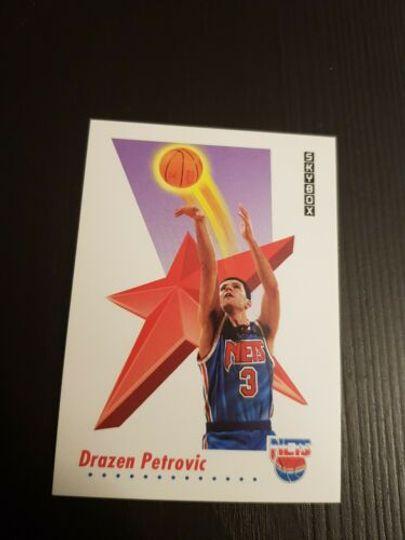 1991 Skybox Drazen Petrovic #186