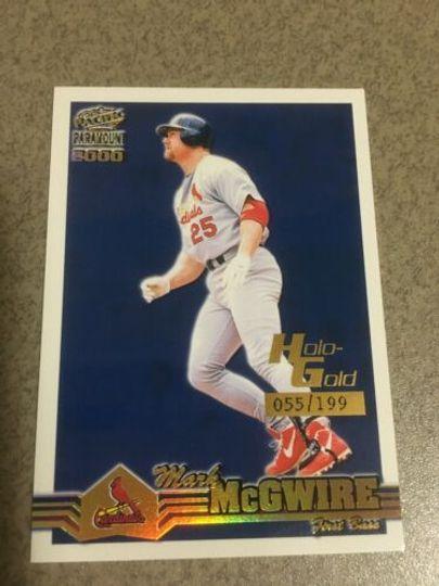 mark McGwire 198