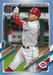 2021 Topps Series 1 Joey Votto Father's Day Blue