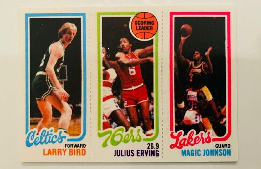 NBA basketball cards  Collection Image