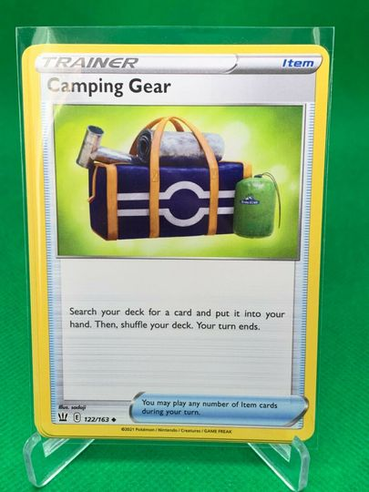 Camping Gear 122/163