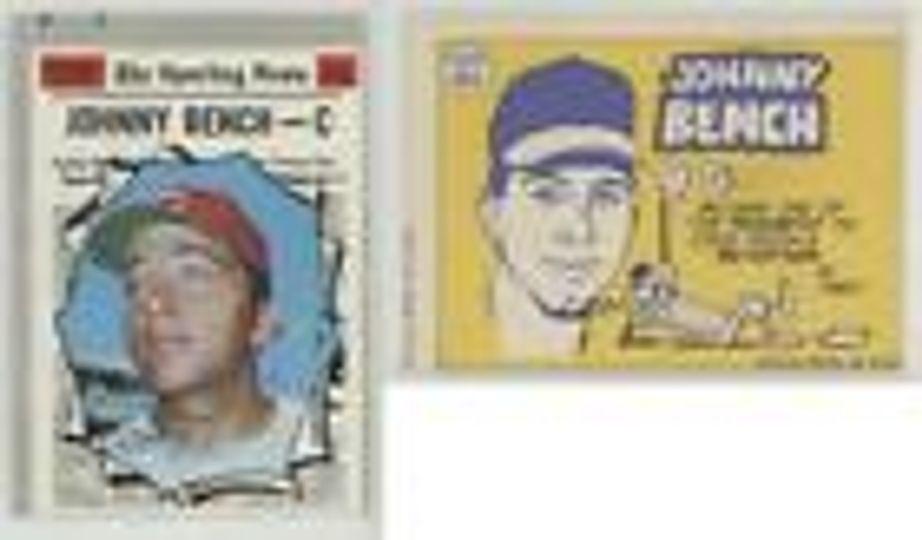 Johnny Bench # 464