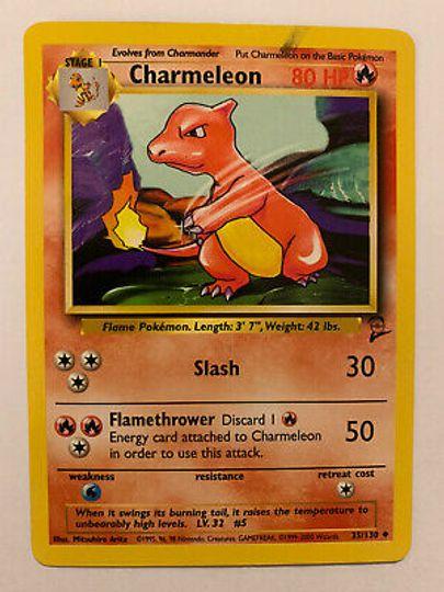 Charmeleon 35/130