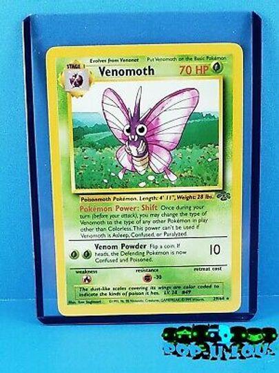 venomoth 29/64
