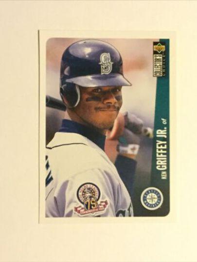 1995 upper deck ken griffey jr #310