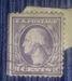 violet 3 cent washington stamps