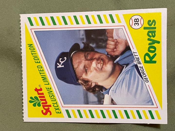 1982 Topps Squirt Collection Image