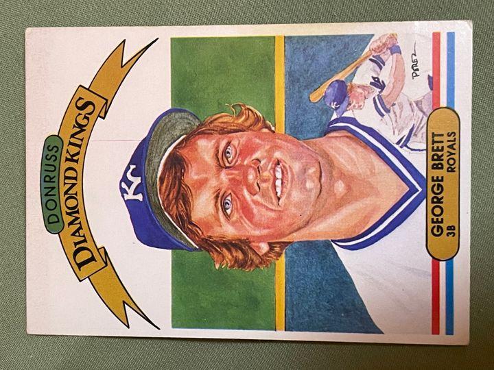 1982 Donruss Diamond Kings Collection Image