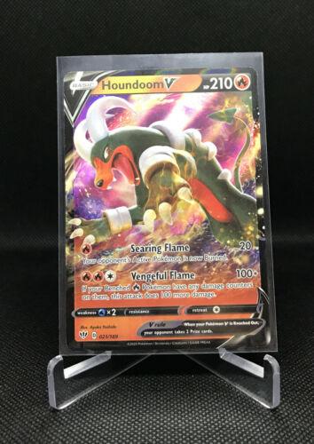 Pokemon card demolosse v 021//189 ultra rare v sword and shield 3 eb03 fr new