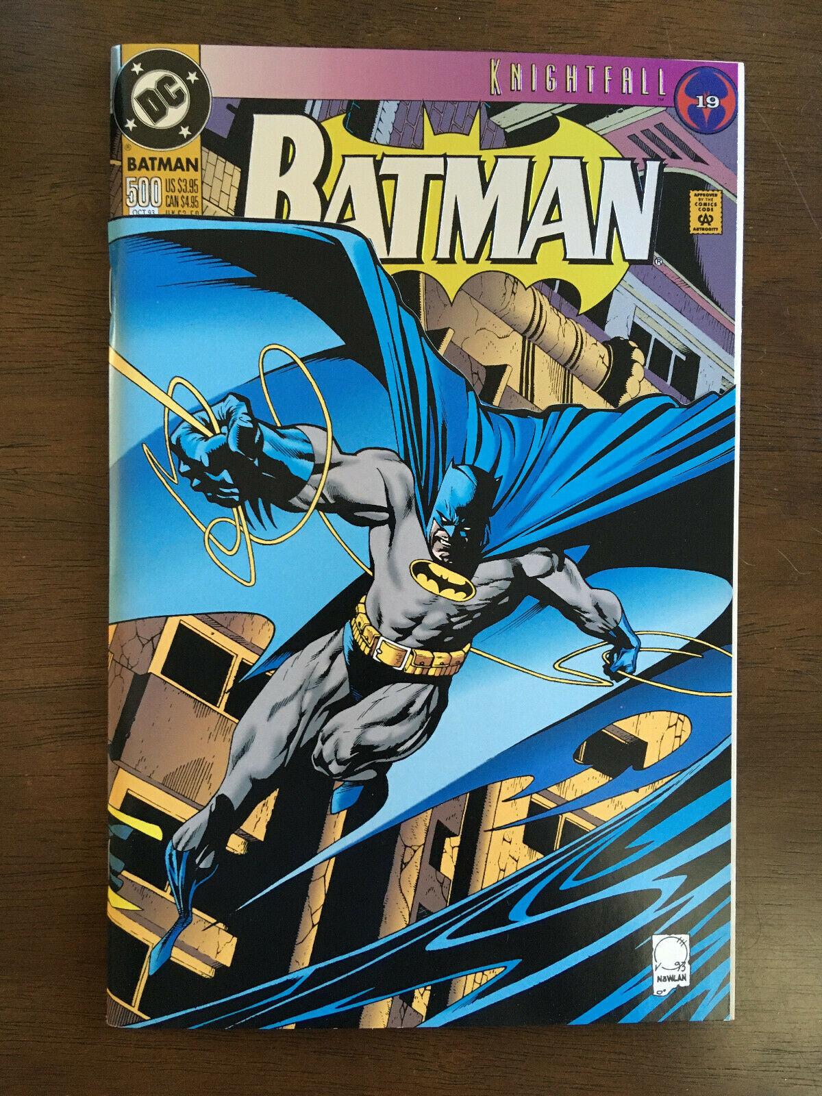 dc batman 15 knightfall Value $15.15   $15.315   MAVIN