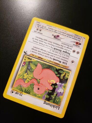 Lickitung 16/18 Pokémon Card Southern Islands - Image 2