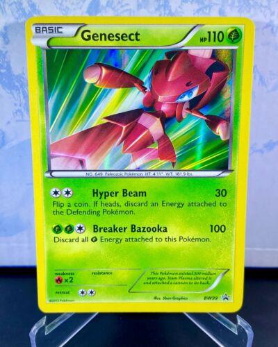 5x Available 1x Genesect Japanese Pokemon Holo Confetti Promo Shiny 232//BW-P