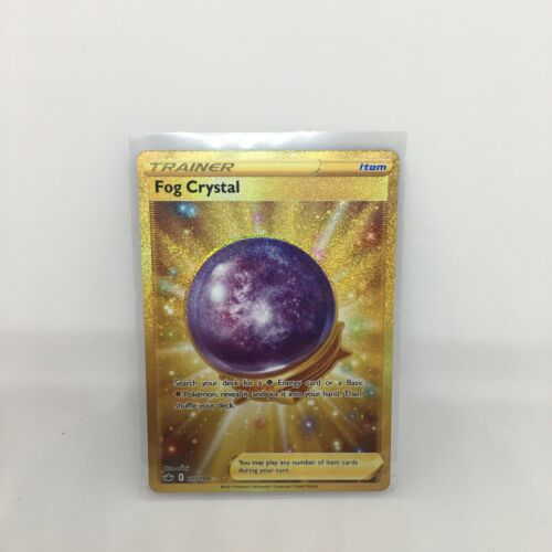 Fog Crystal 227/198 Chilling Reign Secret Rare Mint Pokemon Card