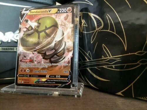 Sandaconda V 089/198 Chilling Reign Pokemon 2021 FRESH