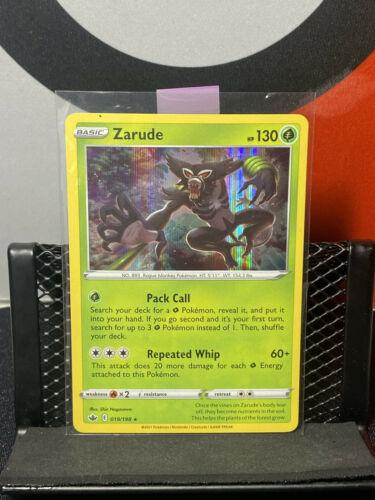Pokémon Zarude Holo 019/198 Chilling Reign NM/MINT