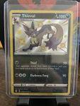 Shiny Thievul SV082/SV122 Shiny Holo Rare Pokémon Shining Fates - NM/M