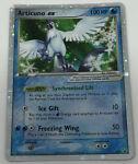 Articuno ex 032 Black Star Promo Holo Rare Pokemon Card DMG