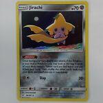 Jirachi 99/181 - Stellar Wish Holo Rare - Pokemon TCG Sun & Moon Team Up NM