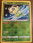 Pokemon Shining Fates - Celebi Reverse Holo Rare - 003/072