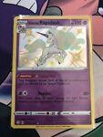 Pokemon Cards Galarian Rapidash SV048/SV122 Shiny Holo Rare - Shining Fates MINT