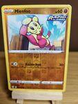 Pokemon Card - Mienfoo 076/163 - Reverse Holo - Battle Styles