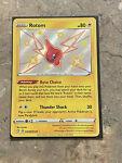 Rotom Shiny Vault Rare SV038/SV122 Shining Fates NM Pokémon Card