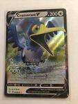 Cramorant V 054/072 Ultra Rare Shining Fates Rare Pokemon Card Mint!