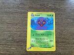 Arbok 35/165 Non Holo Rare Expedition Set - Pokemon Card