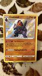 Coalossal Shiny Vault Rare SV069/SV122 Shining Fates NM Pokémon Card