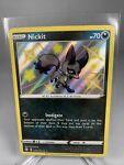 Nickit SV081/SV122 NM/M Shining Fates Pokemon Card