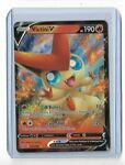 Victini V - 021/163 - Full Art Holo Rare Battle Styles Pokemon Card (I15)