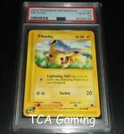 PSA 10 GEM MINT Pikachu 124/165 Expedition Base Set Pokemon Card