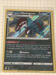 Pokemon - Galarian Obstagoon SV080/SV122 - Shining Fates - Free Shipping!