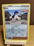Pokemon Card - Bruno 121/163 - Reverse Holo - Battle Styles