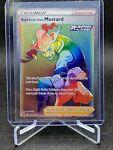 Rapid Strike Style Mustard 176/163 Pokemon TCG Battle Styles Rainbow Near Mint!!