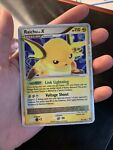 2008 Raichu LV.X 99/100 Stormfront Holo Pokemon Card(NEAR MINT)