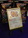 Galarian Stunfisk SV088/SV122 Shining Fates Holo Rare Pokemon Card NM