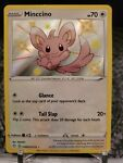 Pokémon TCG Minccino Shining Fates SV093/SV122 Holo Shiny Holo Rare