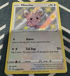 Minccino SV093/SV122 Pokemon TCG Shining Fates Shiny Vault Near Mint
