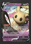 Mimikyu V - 062/163 - Battle Styles - Half Art Pokemon Card Holo Rare
