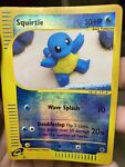 Squirtle Reverse Holo 131/165 Expedition Pokemon Card PL